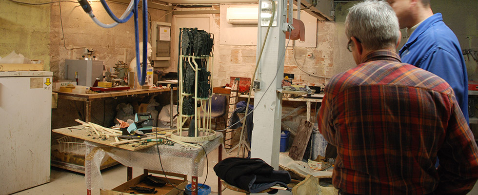 Atelier Les Météores à Mornac sur Seudre